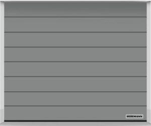Planar Graualuminium CH 9007
